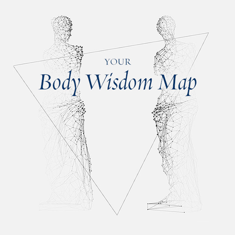 Body Wisdom Map - Amelia Vogler