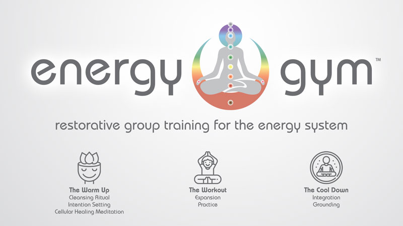 Energy Gym - Amelia Vogler