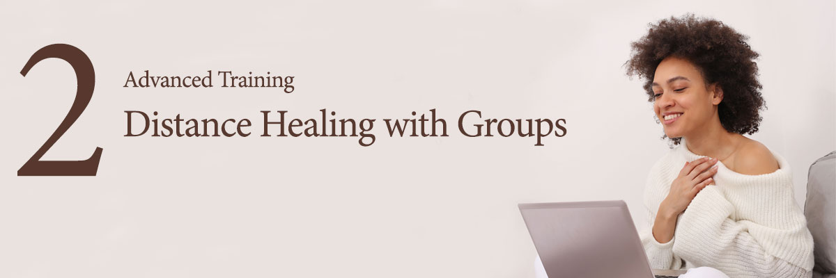 Distance Healing for Groups