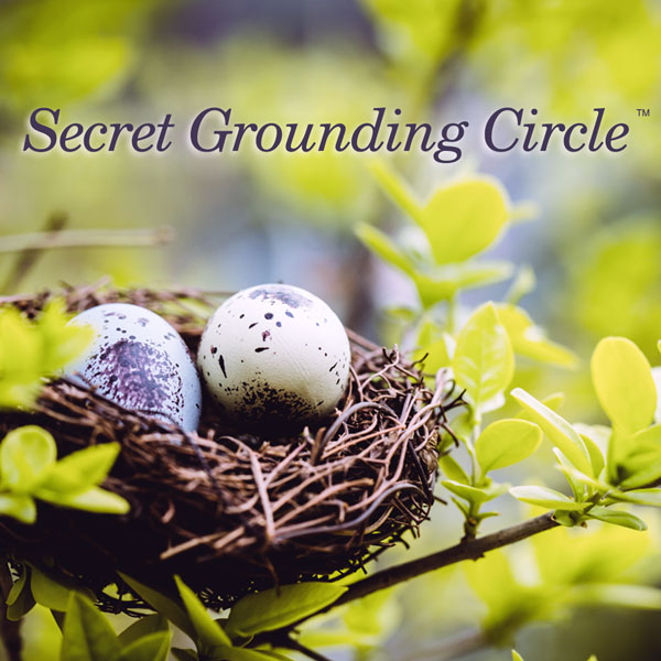 Secret Grounding Circle™ - Amelia Vogler